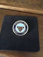 Coventry Alvis football club badge / non league / excellent condition