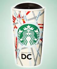 Washington DC Starbucks Double Wall Traveler Mug United States Collection 12OZ