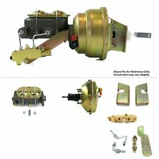 "1963-66 Chevrolet Truck LS FW Mount Power 9"" Single Brake Booster Kit Disc/Drum"