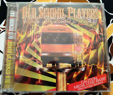 SEALED Rap CD OLD SCHOOL PLAYERS - Old School Rap - DM RECORDS: MEGA LOW BASS