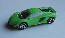Majorette McLaren 675LT grün Sportwagen Auto PKW Sports Car green vert verde