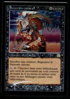 MRM FRENCH FOIL Suzerain catéran ( Cateran Overlord ) NM MTG magic MMQ