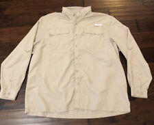 Habit Men's Fishing Hunting LS Shirt Sz. XL PRE-OWNED