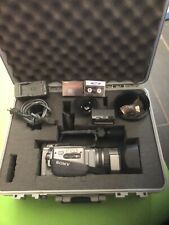 Sony DCR VX2100 Video Camera with Opteka Super Zoom and extras