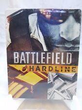Battlefield Hardline Steelbook Case Only No Game