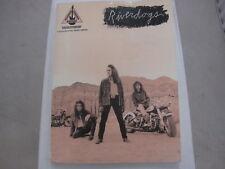 Riverdogs Sheet Music Song Book Songbook Guitar Tab Tablature