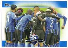 2017 Topps MLS Soccer Blue Parallel /99 #178 Montreal Impact