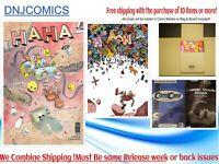 HAHA #4 COVER  A & B   (IMAGE COMICS) 04/21 2021 presale 2020 NM