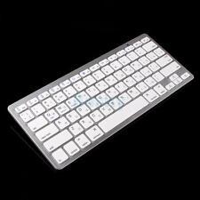 Wireless Bluetooth Keyboard Russian Language for Desktop Tab Phone