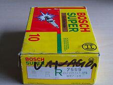 NEW Box of 10  BOSCH SUPER 7599 WR7CCX Cu-Electrode Spark Plugs for VW VANAGON