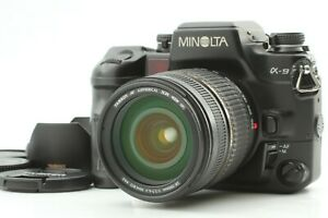 【 NEAR MINT++ 】Minolta α-9 a-9 Alpha Maxxum Dynax & AF 28-300mm Lens From JAPAN