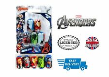 Officially Licensed Marvel Avengers 5X Jumping Beans Iron Man Captain America