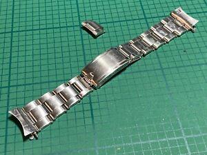 Vintage ROLEX Submariner 20mm 7206 bracelet only