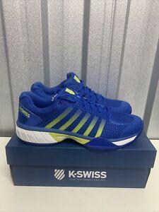 K-Swiss Express Light HB Tennis Shoes Size U.K. 10  Brand New