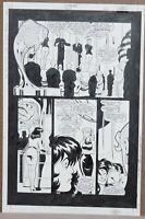 SUPERMAN #162 page 20 ORIGINAL ART by Artist ED McGUINNESS
