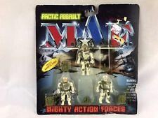 1993 Maf Mighty Action Forces Figure set Moc Eagle Force G.U.T.S. Remco Gi Joe