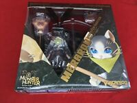 Vulcanlog 006 Monster Hunter Monhan Revo Melynx Figure Union Creative Japan