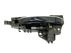 4H0837205  A6 4G Avant Facelift Türgriff Kessy ,Trägerplatte Lx5R hint.Links