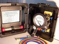2017 NEW Mid-West 835-5 Valve Backflow Test Kit, N.I.S.T CALIBRATION DAY OF SALE