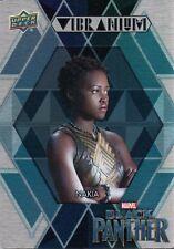 Black Panther, Nakia Vibranium Card WV-17