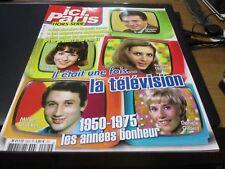 """ICI PARIS HS"" Denise FABRE, Michel DRUCKER, Dorothee, Jean AMADOU, Sophie DAREL"