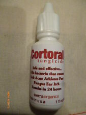 Cortoral For Athletes Foot & Toe Fungus 24 hour relief or money back Works great