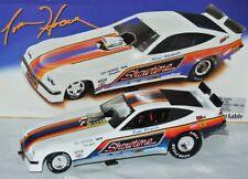 NHRA MONZA FUNNY CAR 1975 * SHOWTIME  * Tom Hoover - 1:24 lim.Ed.
