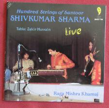 SHIVKUMAR SHARMA   CD LIVE  HUNDRED STRINGS OF SANTOOR