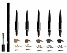 NYX 3-In-1 Brow Pencil [CHOOSE YOUR SHADE] New In Box