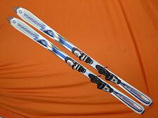 Rossignol Saphir CX Power T Women's Skis 167cm w/ Rossi FTX 110 DEMO Bindings ❅