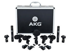 Akg - Drum Set Session 1