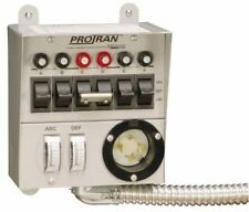 NEW RELIANCE 30216A 6 CIRCUIT POWER TRANSFER SWITCH KIT NEW IN BOX SALE PRICE