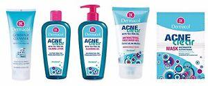 DERMACOL Acneclear Anti ACNE Skin Clean Gel Antiacne Mask Wash Gel
