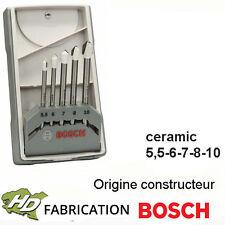 forets à carrelage CYL-9 Ceramic, set de 5 pièces Bosch 2608587170