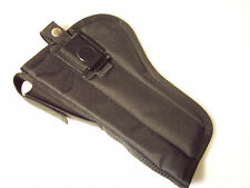 """Belt Holster BROWNING BUCKMARK 5-1/2"""" Barrel w/ Red Dot Scope w extra mag pouch"""