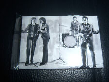 "FRIDGE MAGNET THE BEATLES   3"" X 2"" approx NEW sticks to most metal things GRAND"