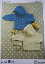 Baby lavoro a maglia motivo DK-UKHKA 54