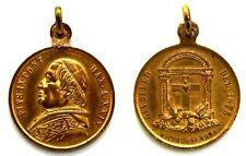 Medaglia Papale Pio IX Pont. Max. A. XXIX – Giubileo Del 1875 Ricordo Di Roma