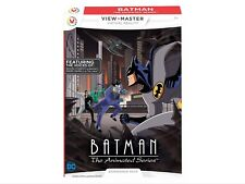 View-Master Virtual Reality Batman The Animated Series Experience Pack