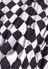 Wassertransferdruck Folie Race Flag Racing Flagge - 100cm breit