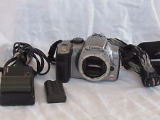 Canon EOS Digital Rebel 300d DS6041 Body only w/ BP-511 Battery & CB-5L Charger