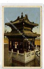 (Ga8483-477) Bronze Pavilion, Summer Palace, Peking, China c1910 G-VG