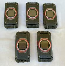 "5x Casio C781 G'zOne Ravine 2 Verizon Flip Cell Phone ""Tested"""