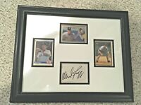 Wade Boggs Signed Custom Framed Boston Red Sox Tampa Bay Rays New York Yankees