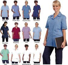 Simon Jersey Nurses Tunic Uniform Healthcare Carers Dentist Hospitality Dental