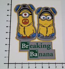 Breaking Bad Banana autocollant sticker BR BA Heisenberg BD Los pollos v8 mi281