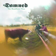 THE DAMNED 'THE ROCKFIELD FILES' CD EP (2020)