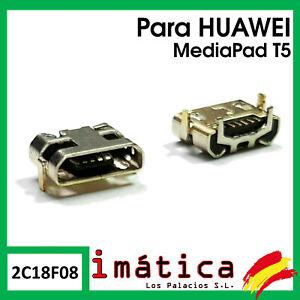 CONECTOR DE CARGA PARA HUAWEI MEDIAPAD T5 10 MICRO USB TABLET PUERTO DC TABLET