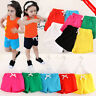 Kids Toddler Babys Boy Girl Beach Short Shorts Track Pants Casual Beach Trousers