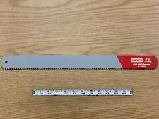 "Simonds 18"" Hacksaw Blade 4T 1-3/4"" x .088 High Speed Tungsten USA Made"